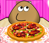 Hra - PouPizzaChef