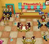 Hra - Waitress Adventures Chasing Beauty