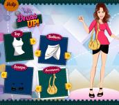 Hra - Violetta Dress Up!