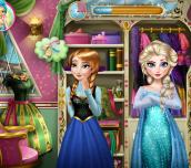 Hra - FrozenFashionRivals