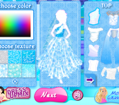 Hra - FrozenWeddingDesigner