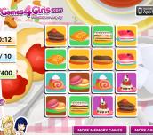 Hra - TeaPartyMemoryGame