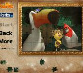 Hra - RioJigsawPuzzle