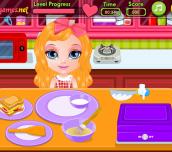 Hra - Baby Barbie Picnic Day