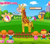 Hra - CuteGiraffeCare