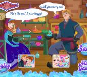 Hra - Frozen Love Spell