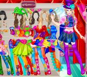 Hra - BarbieMagicianPrincess