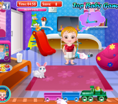 Hra - BabyHazelLearnsColors