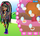 Hra - Bratz Sasha New Style