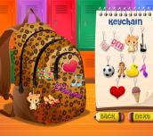 Hra - Backpack & Pen Design