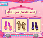 Hra - Barbie Style Quiz