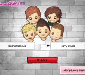 Hra - One Direction Love Test