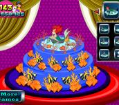 Hra - PrincessArielCake