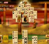 Hra - PyramidSolitaireMummy'sCurse
