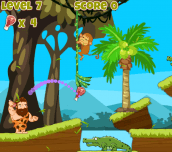 Hra - Lucas Vs Crocodile