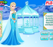 Hra - Elsa'sIceBucketChallenge