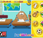 Hra - Pou Classroom Slacking