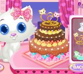 Hra - KittyCakeMaker