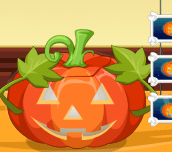 Hra - Halloween Pumpkin Decoration