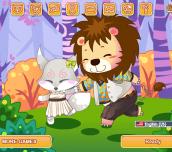 Hra - AnimalBuddyDressUp