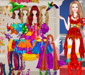 Hra - BarbieHalloweenPrincess