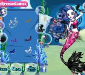 Hra - SirenaVonBooDressUp
