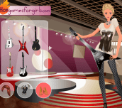 Rock Girl Dress Up