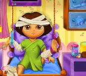 Hra - Dora Hospital Recovery