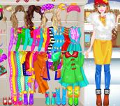Hra - BarbieWinterShopping