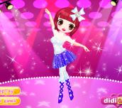 Hra - CuteBallerinaDressUp