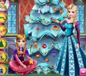 Hra - FrozenPerfectChristmasTree