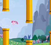 Hra - Flappy Pony