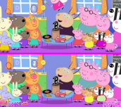 Hra - Peppa Pig 35 Differences