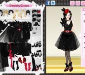 Hra - Black Swan Anime Version