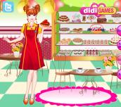 Hra - CupcakeCornerWaitress