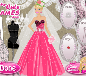 Hra - Barbie's Wedding Design Studio