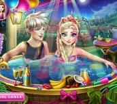 Hra - Elsa Jacuzzi Celebration
