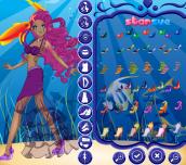 Hra - Zombie Little Mermaid