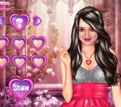 Hra - ValentineGirlMakeover