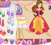 Hra - Now & Then Belle Sweet Sixteen