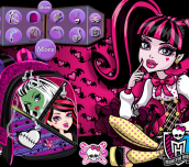 Hra - MonsterHighBackpackDesign