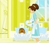 Hra - BabySitting