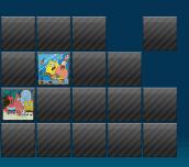 Hra - SpongeBob Friends Memory
