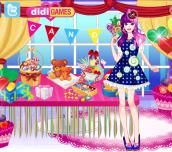 Hra - CandyGirlParty