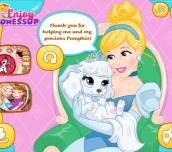 Hra - CinderellaPumpkinAccident