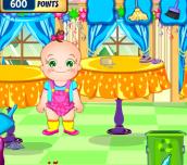 Hra - BabyRosyRoomCleaning
