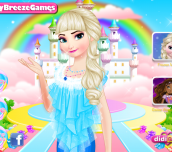 Hra - Elsa'sCandyMakeup