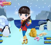 Hra - ArcticExplorer