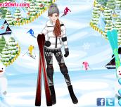 Hra - SkiingFashion