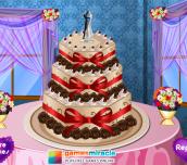 Hra - WeddingCakeDeco